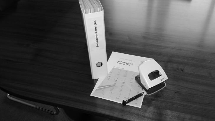 Sozialversicherungen ab 01.01.2016