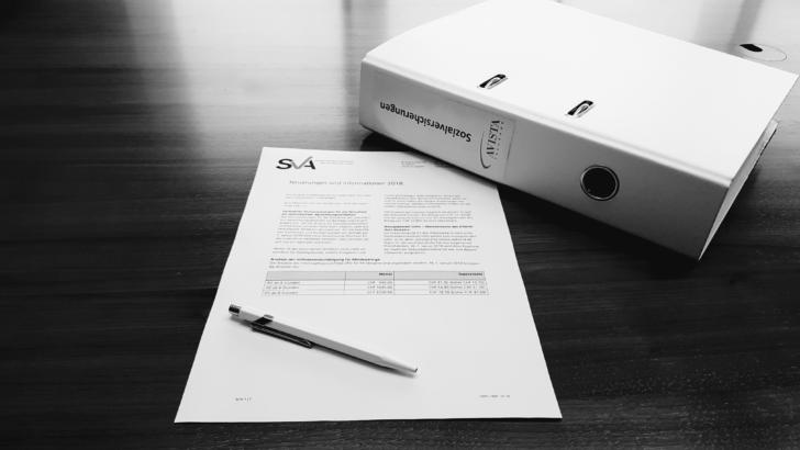 Sozialversicherungen ab 01.01.2018
