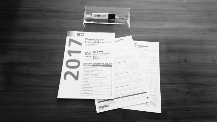 Steuererklärung 2017