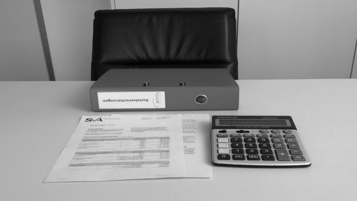 Sozialversicherungen ab 01.01.2019