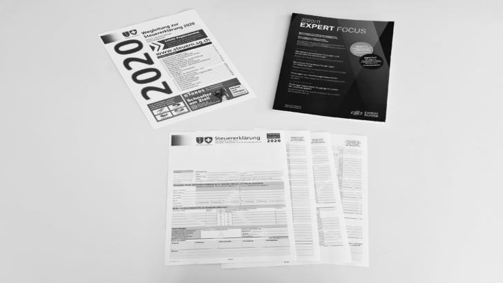Steuererklärung 2020